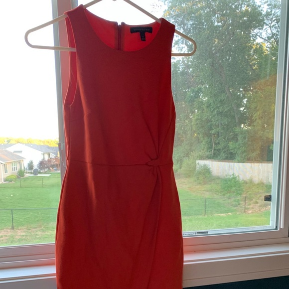Banana Republic Dresses & Skirts - Banana Republic • like new orange dress • 00 P
